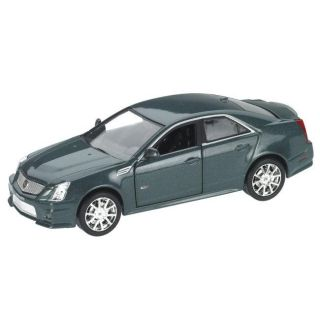 Cadillac CTS V Thunder Grey 2010 Diecast Scale Model Car