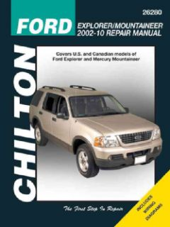 Explorer & Mercury Mountaineer, 2002 2010 (Paperback)