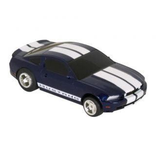 HO Scale 2010 Ford Mustang Slot Car