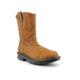 WOLVERINE Multishox Tan EW Wide Boots Work Shoes Mens 9 Shoes