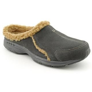 Easy Spirit Womens Too Cute Regular Suede Casual Shoes   Wide