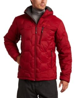 Columbia Mens Hexaholic Down Jacket (Red Element/Hot Rod