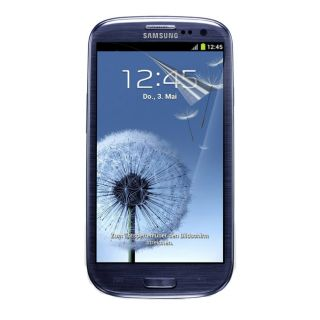 SKQUE Samsung Galaxy S3 Anti glare Screen Protector