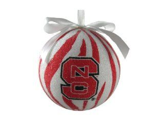 NCAA North Carolina State Wolfpack Zebra Stripe Ball