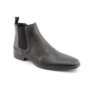 Kenneth Cole Reaction Mens Power Lift Leather Boots