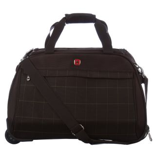 Wenger Swiss Gear Aubonne 21 inch Carry On Rolling Duffel Bag
