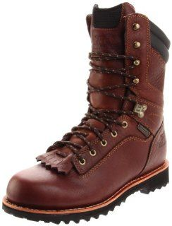Irish Setter Mens Black Bear WP 10 Big Game Boot Shoes