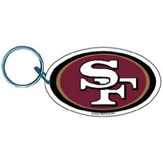 San Francisco 49ers NFL Key Ring
