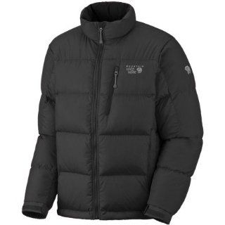 Mountain Hardwear Mens Hunker Down Jacket Black w/Black M