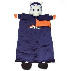 DENVER BRONCOS OFFICIAL KIDS MASCOT SLEEPING BAG