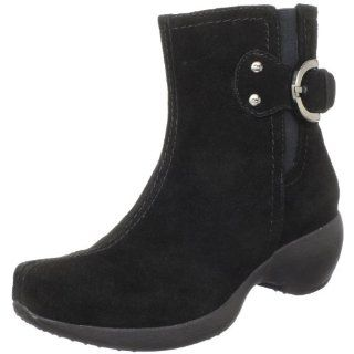 AK Anne Klein Sport Womens Kadience Ankle Boot,Black,5 M US Shoes