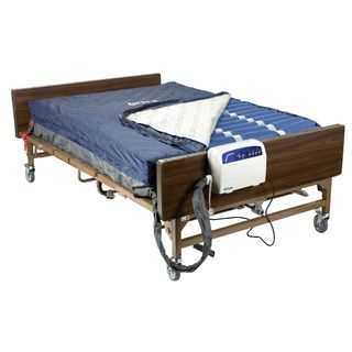 Med Aire Bariatric Heavy duty Low Air Loss Mattress Replacement System