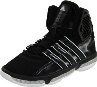 Mens Misterfly Basketball Shoe,Black/Metallic Silver,16 D US Shoes