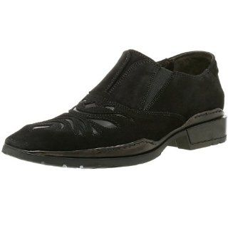 Bacco Bucci Mens Gianni Slip on,Black,8.5 D Shoes