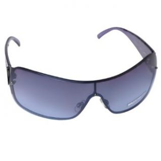 Sketchers Mens Metal Wrap Frame Sunglasses Clothing