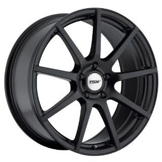 TSW Interlagos Matte Black Wheel (19x8.5/5x114.3mm)
