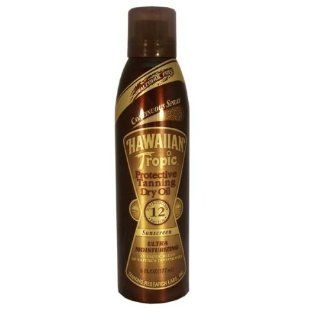 Tanning Dry Oil Continuous Spray SPF 12 4 fl oz (118 ml) Beauty