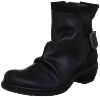FLY London Womens Mel Ankle Boot Shoes