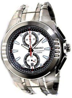 Seiko Motor Sports Mens Chronograph Watch SNN143P1 Watches