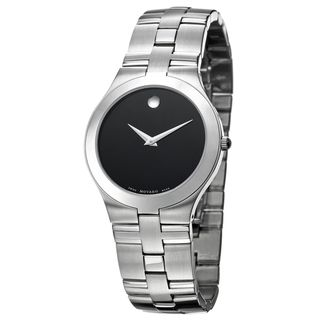 Movado Juro Mens Stainless Steel Watch