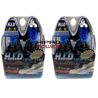 Xenon HID Light Bulb Combo for 94 04 Ford Mustang
