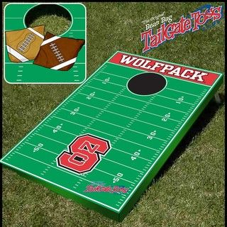 NCAA North Carolina State Wolf Pack Tailgate Toss Game
