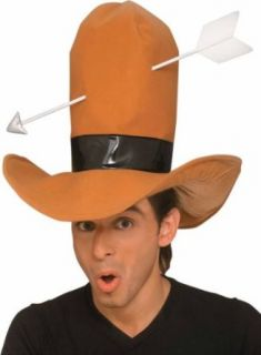 Adult Oversized Cowboy Costume Hat Clothing