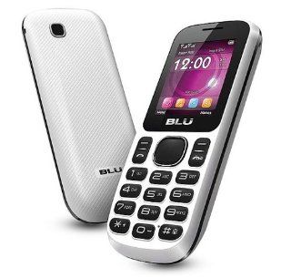 BLU T172 Jenny Unlocked Quad Band GSM Phone with Camera