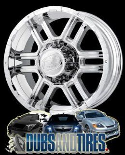 17 Inch 17x9 Ion Alloy wheels STYLE 179 Chrome wheels rims