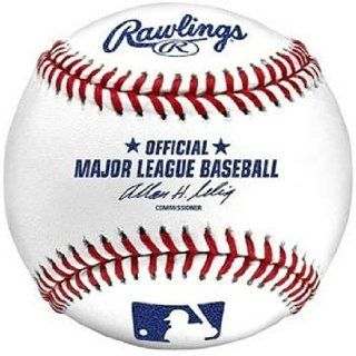 Rawlings Official Major League Baseballs (Quantity of 12