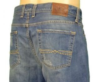 Lucky Brand Mens Relaxed Bootleg Jeans 30 X 32 Clothing