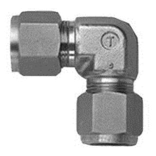 Utility 0426535 3/16 Brass Union Elbow Compression Fitting Be the