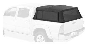 Bestop® 76308 35 Black Diamond Supertop® for Truck Bed Cover (5.0