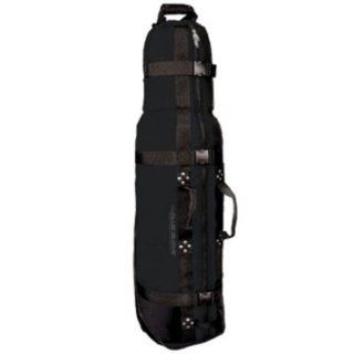 Club Glove Burst Proof With Wheels 2 Black Golf Luggage