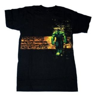 Incredible Hulk Brick House Marvel Comics T Shirt Tee