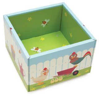 Krooom K 231  frm Toy Storage Box on wheels Furniture