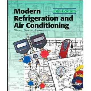 Modern Refrigeration & Air Conditioning 18th Edition