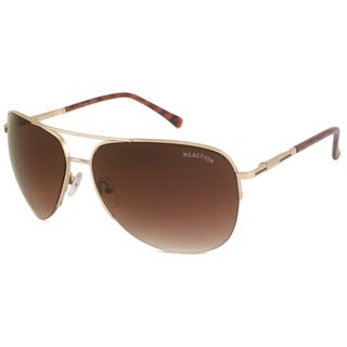 Kenneth Cole Reaction KC1098 Mens Aviator Sunglasses