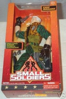 Small Soldiers 12 Chip Hazard Figure Toys & Games