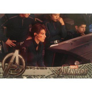 Avengers Assemble Movie 2012 Upper Deck Trading Card   #151   Avengers